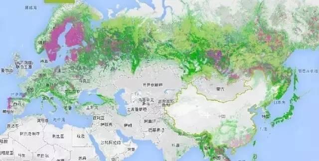 一幅不堪入目的中国地图!
